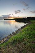 Sunrise On The Minamurra River
