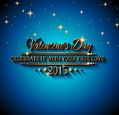 picture of dinner invitation  - Valentine - JPG