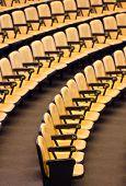 Empty Seminar Seat.