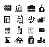 business financial iconn