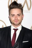 LOS ANGELES - JAN 24:  Thomas Dekker at the Producers Guild of America Awards 2015 at a Century Plaza Hotel on January 24, 2015 in Century City, CA