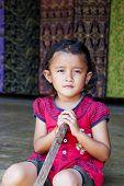 Young Balinese Girl