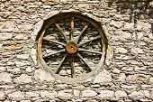 Wheel From Wain In The Wall