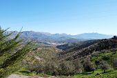 Sierra de Almijara, Spain.