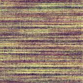 Aged grunge texture. With different color patterns: purple (violet); yellow (beige); brown; green