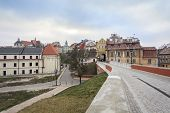 Historic City Center Of Lublin, Poland
