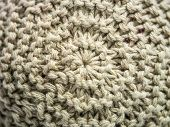 Knitted Hat Texture