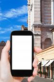 image of ferrara  - travel concept  - JPG