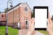 stock photo of chapels  - travel concept  - JPG