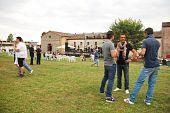 Mick Khan Benefit Concert, Villa Benzi Zecchini
