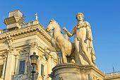 picture of senators  - Rome Italy - JPG