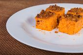 picture of carrot  - carrot dessert - JPG