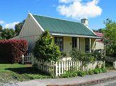 De kolonist Cottage, Nieuw-Zeeland