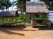 Rustic Hut At The Beach - Bintan, Indonesia