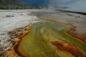 Yellowstone Colorful Mat