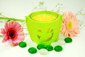 Aroma Therapy'S Candle