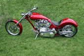 Red Chopper 120