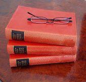 Livros e vidros