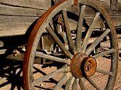Westen Wagon Wheel