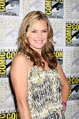SAN DIEGO - JUL 21:  Maggie Lawson at the 2011 Comic-Con Convention at San Diego Convetion Center on