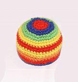 Rainbow Hackey Sack