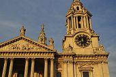 St. Pauls cathedral, London UK