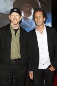 LOS ANGELES - JUL 23: Ron Howard; Brian Grazer at the 'Cowboys & Aliens' world premiere at the Civic Theater in San Diego, California on July 23, 2011