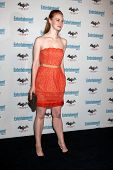 LOS ANGELES - JUL 23:  Deborah Ann Woll arriving at the EW Comic-con Party 2011 at EW Comic-con Part