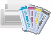 Laserjet Printer Cartridges Icon