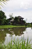 Summerhouse In The Lakeside