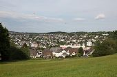 Town Siegen In Germany