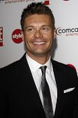 PASADENA - JAN 5: Ryan Seacrest at the Comcast Entertainment Group TCA Cocktail Reception held at th