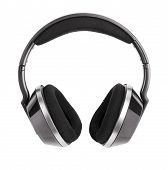 Plastic Wireless Headphones