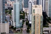 View Among Miami Apartment Towers
