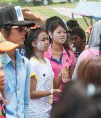 Songkran Celebration In Cambodia 2012