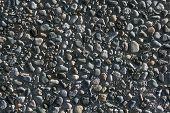 Agregado Rock embebido en concreto