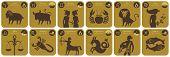 Signos do zodíaco moderno
