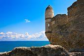Постер, плакат: Древние турецкая крепость