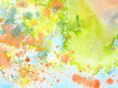 Pastell Aquarelle 5