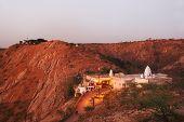 Surya Mandir Temple (Sun Temple) in Jaipur, Rajasthan, India