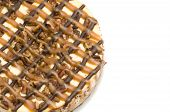 Carmel Pecan Cheesecake