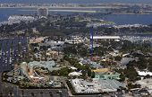 San Diego Sea World - Aerial View
