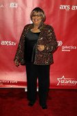 LOS ANGELES - FEB 8:  Mavis Staples arrives at the 2013 MusiCares Person Of The Year Gala Honoring B