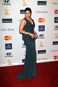 LOS ANGELES - FEB 9:  Jordin Sparks arrives at the Clive Davis 2013 Pre-GRAMMY Gala at the Beverly H