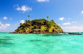 Apartada Isla Tropical
