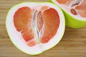 Pommello Fruit Sliced