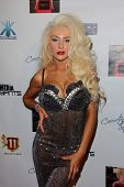 LOS ANGELES - FEB 9:  Courtney Stodden at the World Premiere of Courtney Stodden's