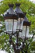 Traditional Street Light