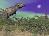 Tyrannosaurus - 3D Render