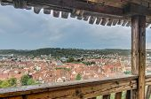 Esslingen Am Neckar Views From Castle Stairs, Germany